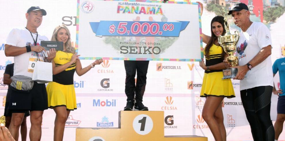 Kariuki, el rey de la Maratón 2018