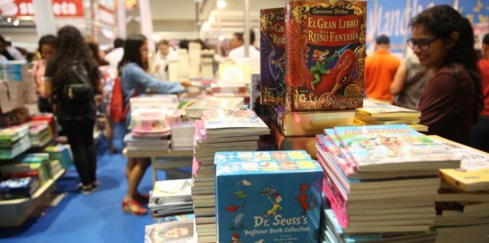 La Feria Internacional del Libro abrirá sus puertas