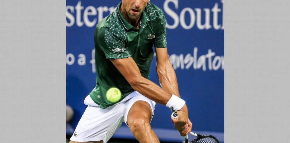 Novak Djokovic elimina al Dimitrov