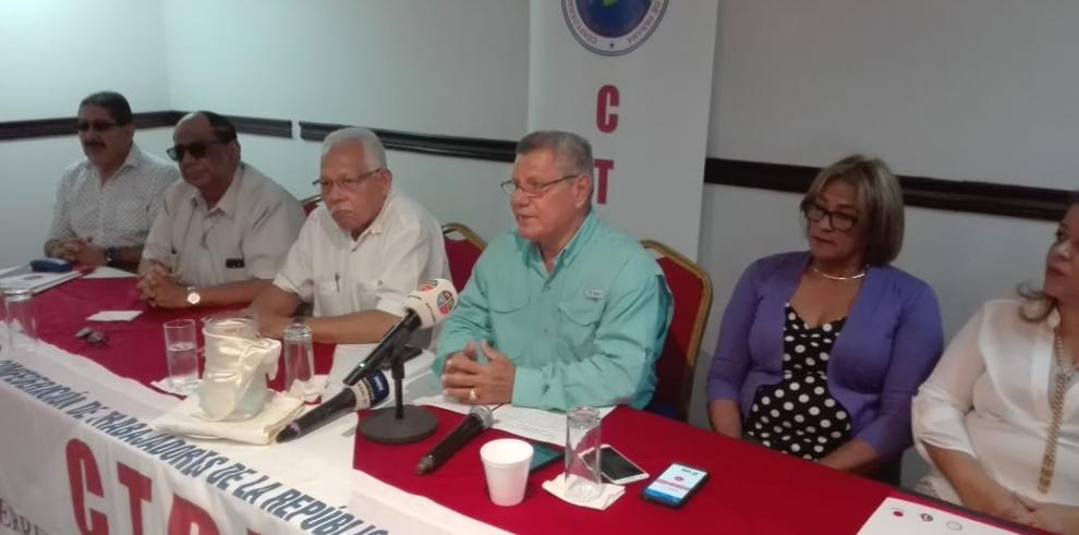 La CTRP exhorta a la ciudanía a luchar por un Pleno Estado de Derecho