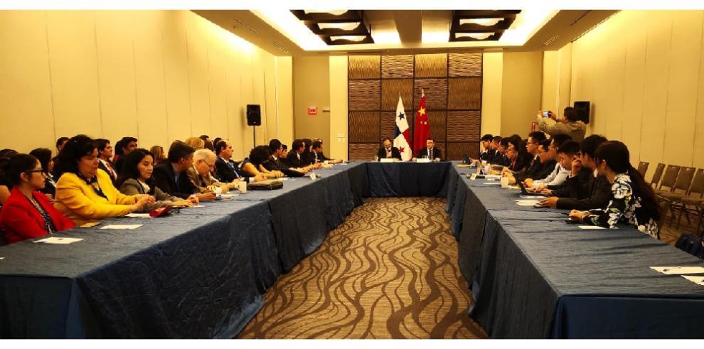 Arranca la primera ronda de negociaciones del TLC entre Panamá y China