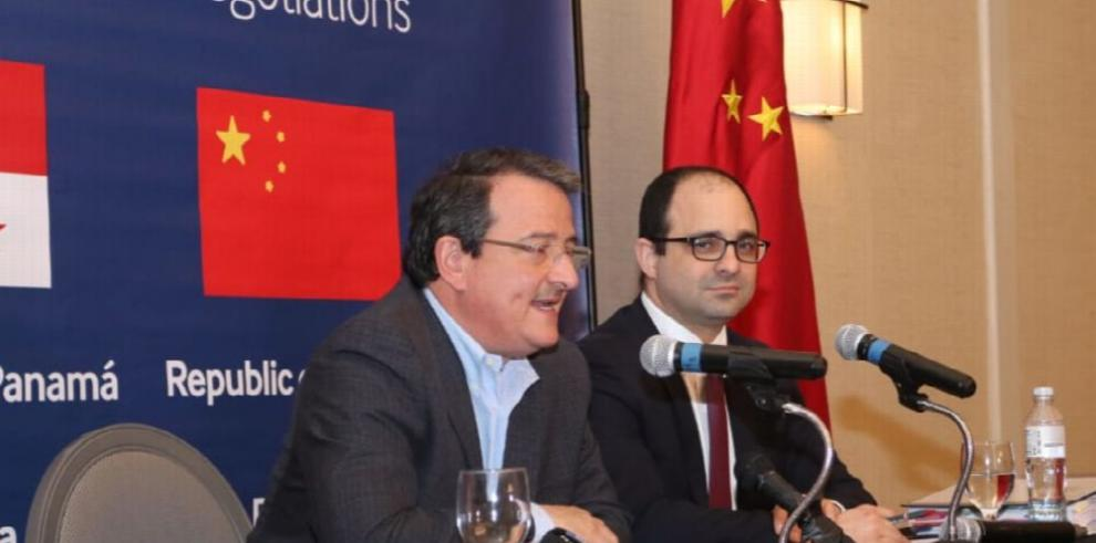 Finaliza cuarta ronda de negociación para el TLC con China