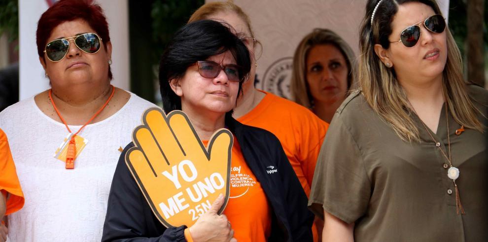 Miles de mujeres se manifiestan en España contra la violencia machista