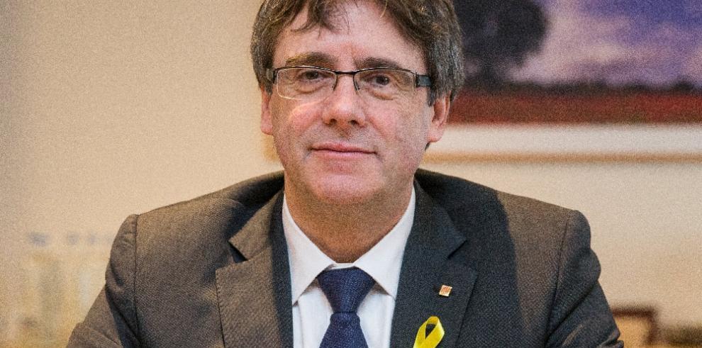 Puigdemont pide poder votar desde Bruselas a través de otro diputado