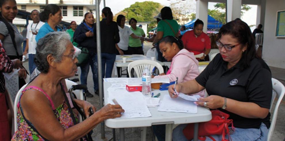 Más de 3 mil personas fueron atendidas en Mega Censo de Salud en Colón