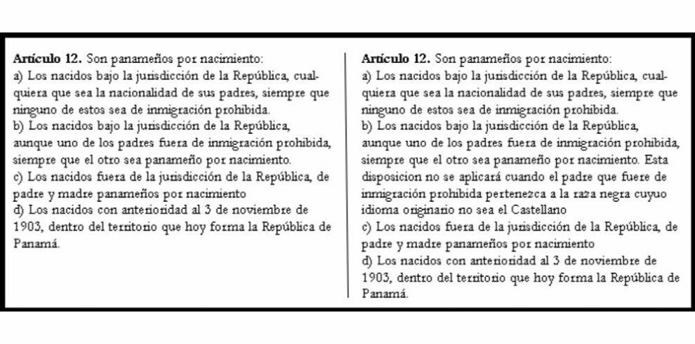 La gran responsabilidad de la Asamblea de 1940