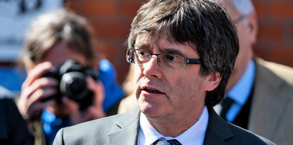 El caso Puigdemont entra en un compás de espera tras su llegada a Berlín