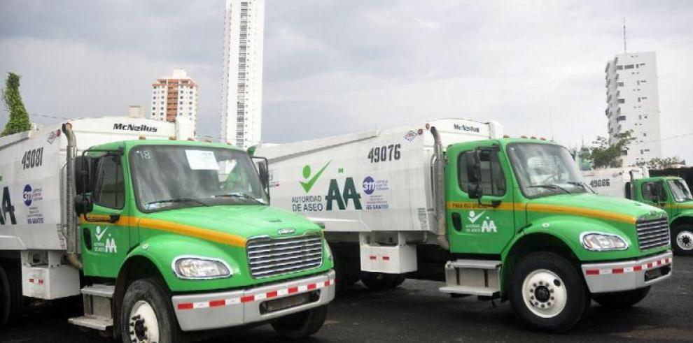 Partida Discrecional se usó para comprar camiones de basura
