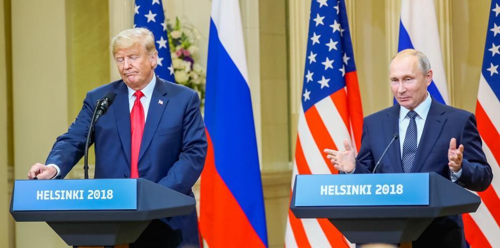 Trump dice que los socios de la OTAN subieron su contribución gracias a él
