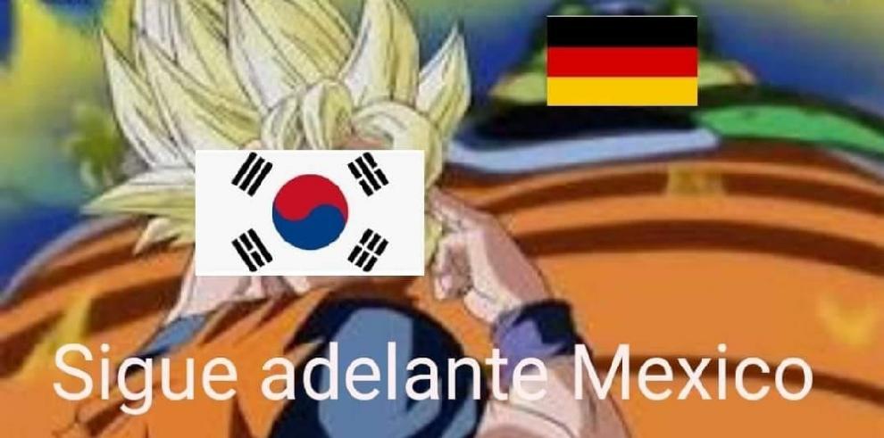 Los memes de la derrota de Alemania