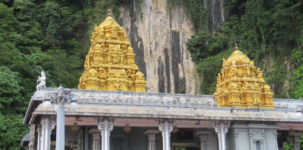 Las cuevas sagradas de Batu