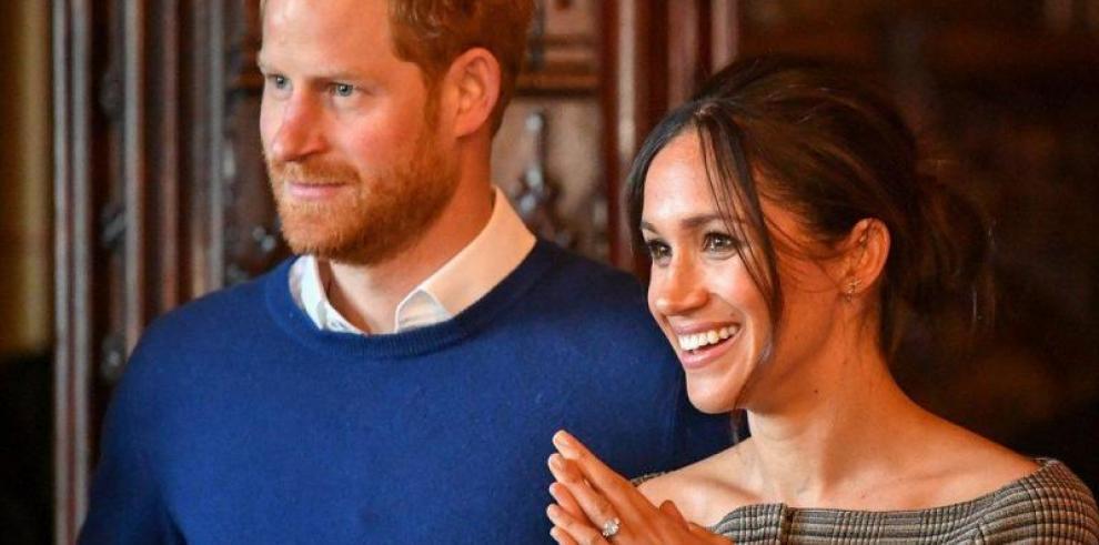 Invitados a la boda del príncipe Enrique y Meghan Markle deberán llevar su comida