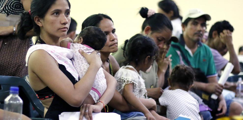 Unas 800 venezolanas tuvieron hijos en Brasil desde enero de 2017