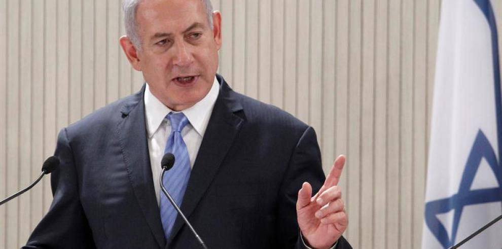 Netanyahu felicita a Trump por abandonar el pacto nuclear con Irán