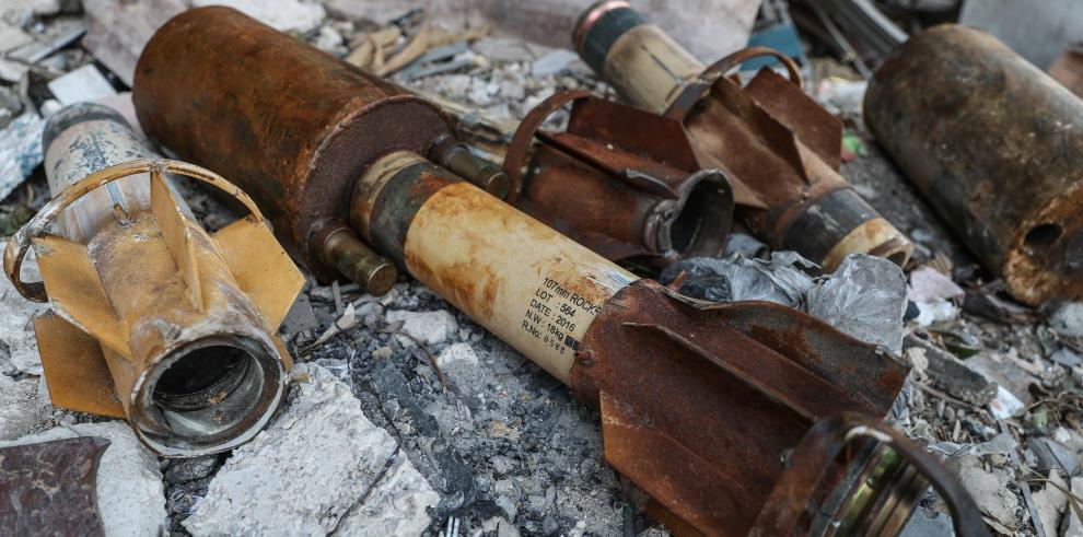 Rusia propone crear nueva comisión de la ONU sobre ataques químicos en Siria
