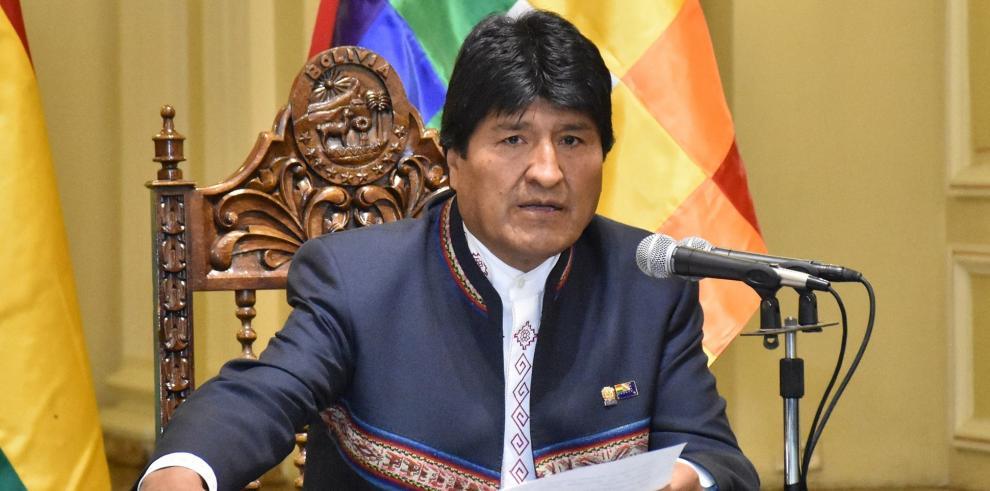 Morales dice que Bolivia fue la voz de los pueblos en el Consejo de Seguridad0