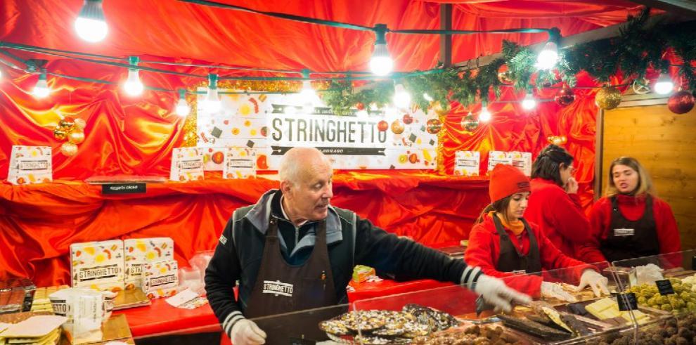Los mercados de Navidad, la tradición de siempre