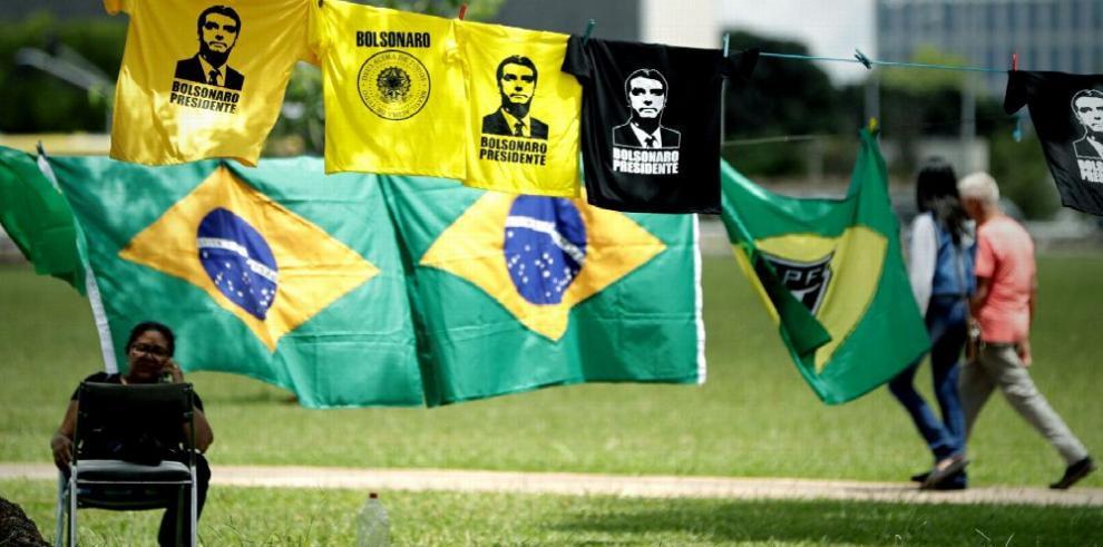 Brasil se prepara para la investidura de Jair Bolsonaro