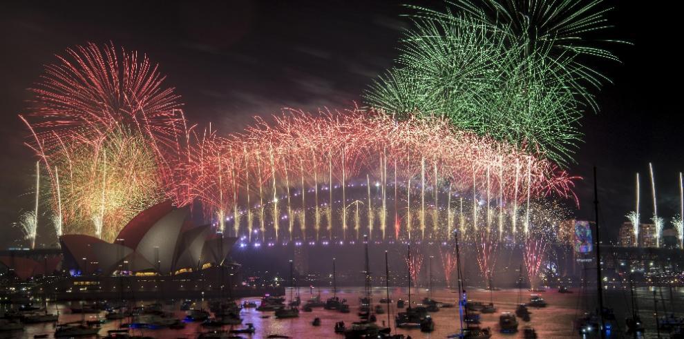 En Australia ya llegó el 2019