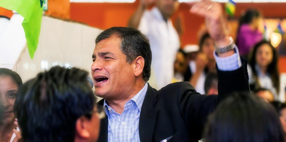 Piden reforzar protección en Ecuador de testigos en caso de Correa