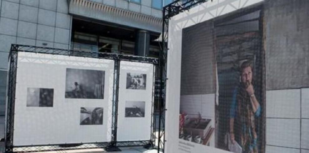 Una exposición sobre los 30 años del premio Sájarov