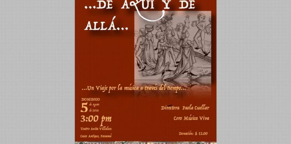 Un recorrido musical por España y América