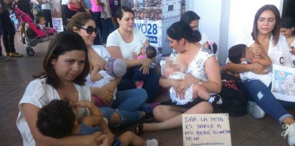 Lactancia materna es vital para el desarrollo integral de los individuos