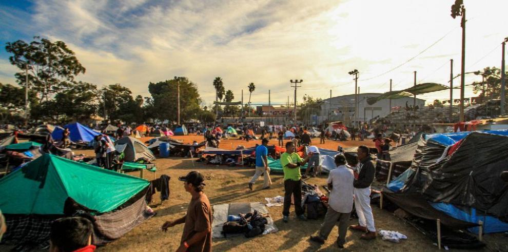 La pobreza va en caravana