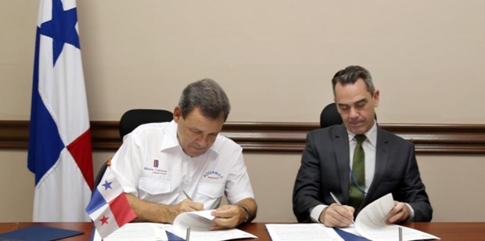 Panamá y Reino Unido firman memorando para combatir el crimen organizado