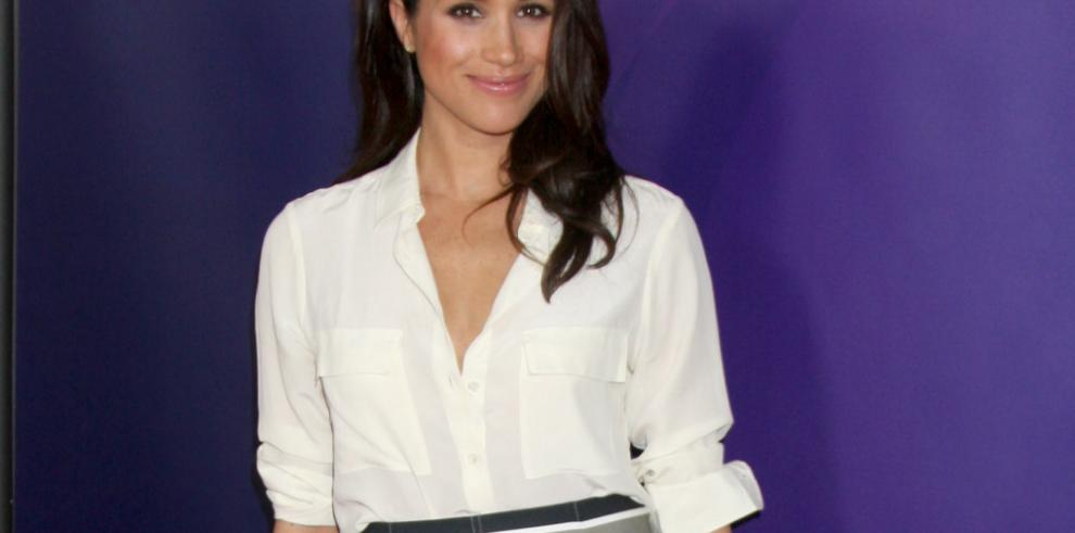 Palacio de Kensington anuncia embarazo de Meghan Markle