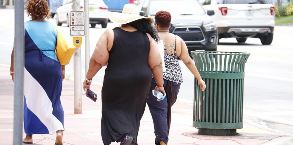 El 60 % de las muertes en la población panameña es a causa de la obesidad