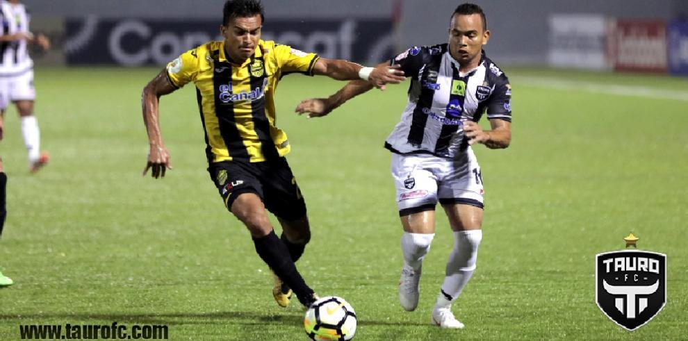 Tauro F.C. enfrentará con cautela vuelta con Real España de Honduras