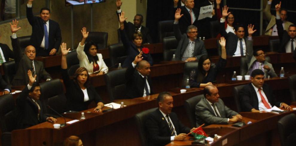 El Pleno votaría para redefinir la Comisión de Credenciales