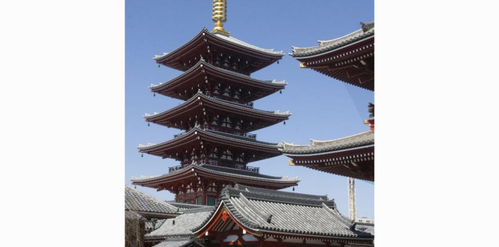 De visita en Tokio