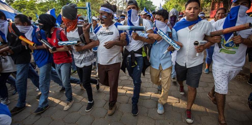 Nombran comisión que investigará muertes durante protestas en Nicaragua