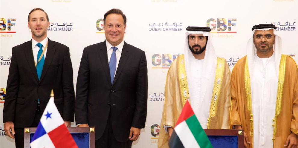 Cámara de Comercio de Dubai abrirá oficinas en Panamá