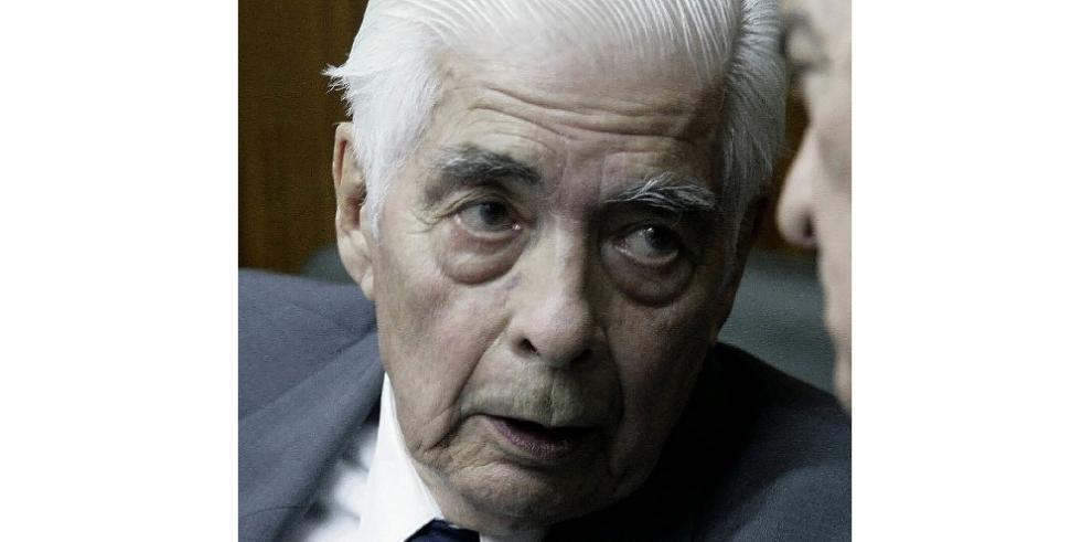 Muere Luciano Benjamín Menéndez, condenado por crímenes de lesa humanidad