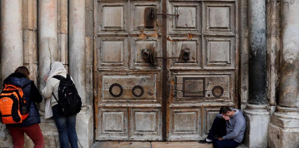 Iglesias cristianas y municipio, enfrentados en Jerusalén