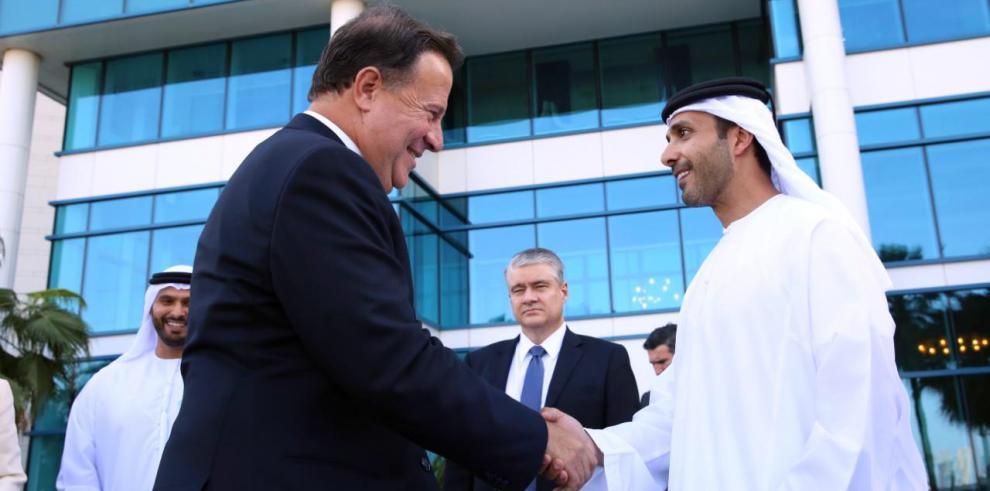 'Dubái es un ejemplo para América Latina', según Varela