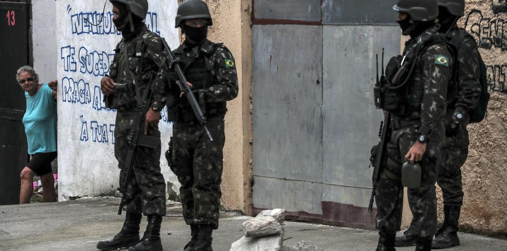 Los presos en Río de Janeiro duplican la capacidad del sistema penitenciario