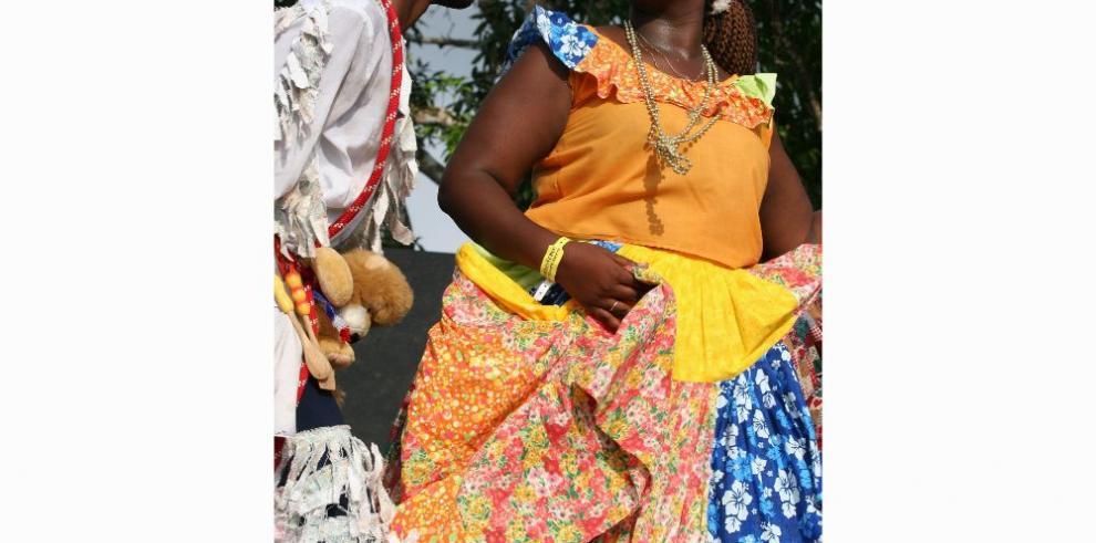 Festival de la pollera conga