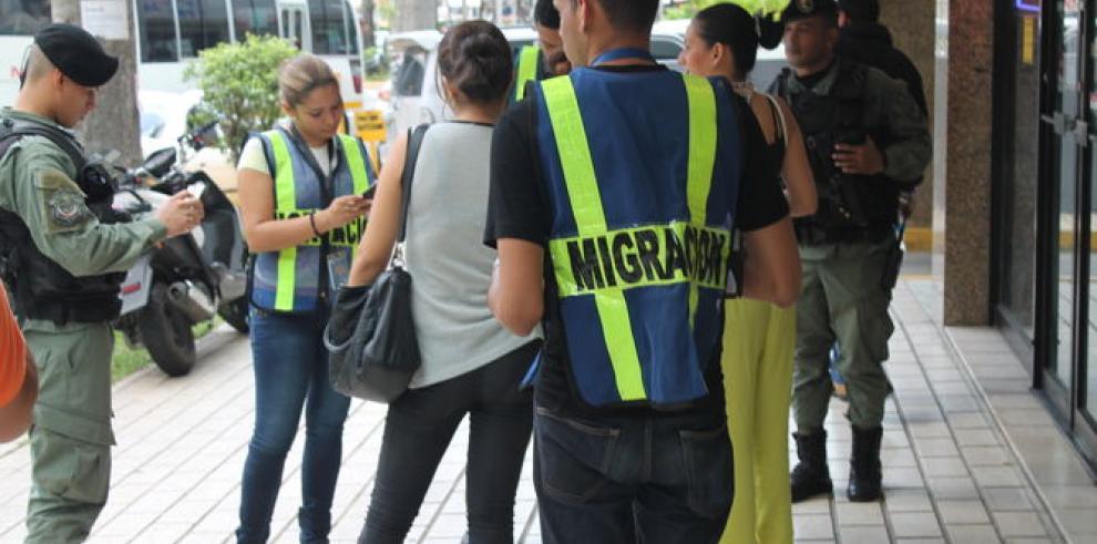 Migración ha deportado y expulsado más de 5 mil extranjeros