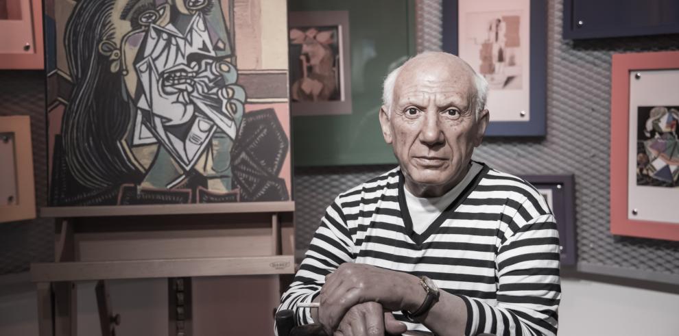 El hallazgo de una copia del Picasso en Rumanía es un truco publicitario