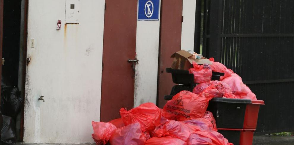 CSS pide propuesta a empresa para recoger basura hospitalaria
