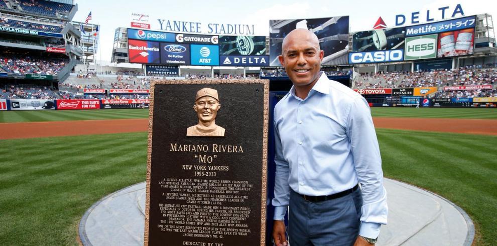 Mariano Rivera encabeza la lista de candidatos al Salón de la Fama de la MLB