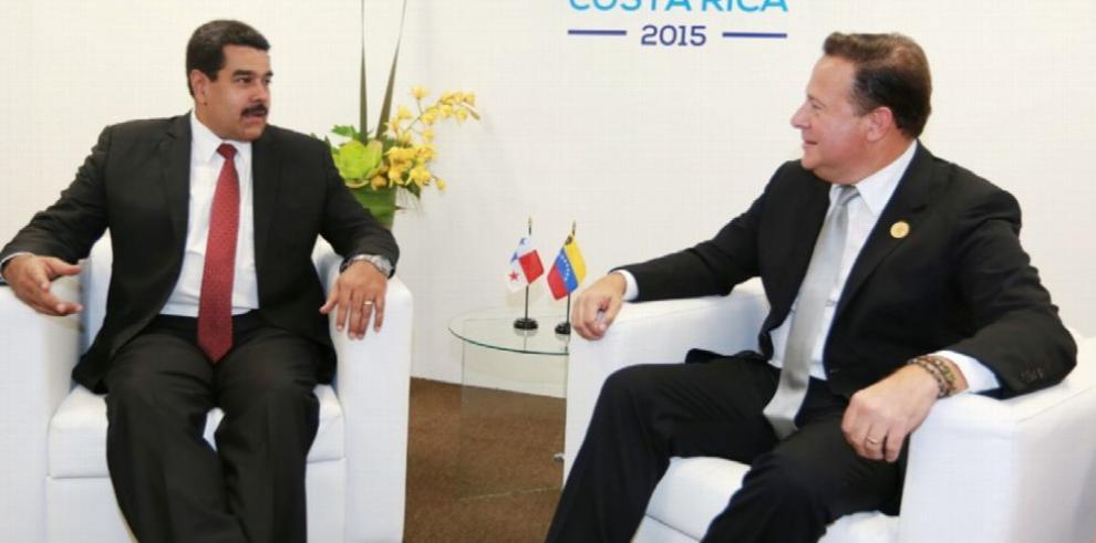 Panamá y Venezuela reanudan relaciones tras crisis diplomática