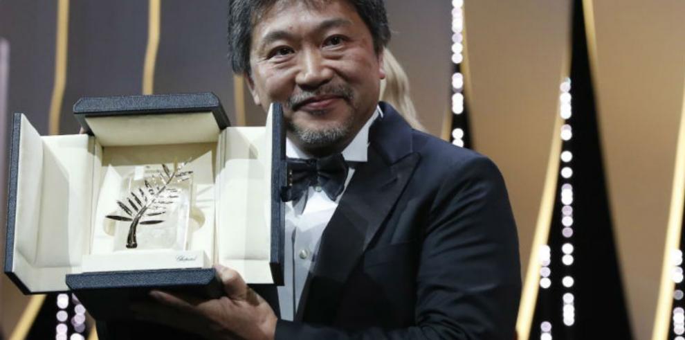 El japonés Kore-eda, Palma de Oro de Cannes