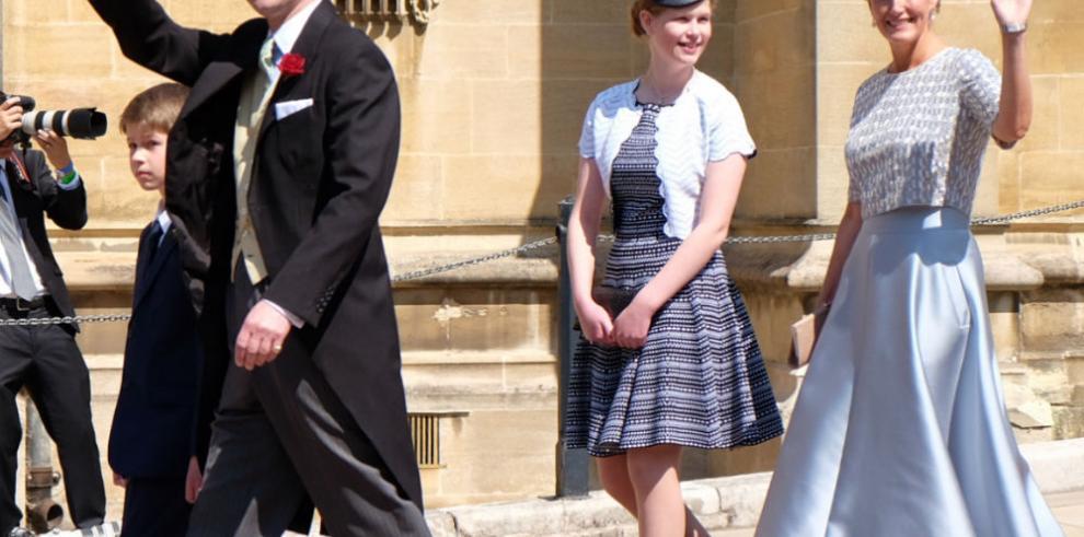 Los invitados de la boda de Meghan Markle y el príncipe Enrique