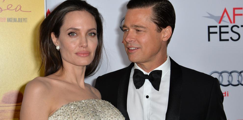 El final de la batalla legal entre Brad y Angelina comienza a dar sus frutos