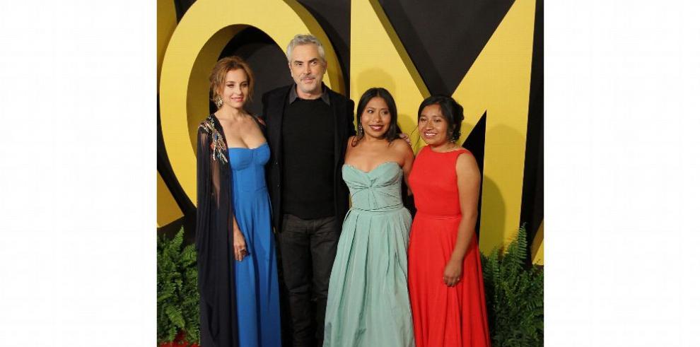 Las precandidatas a 9 categorías de los Óscar